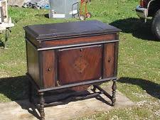 Antique Record Player Cabinet Sonora Phonograph Ebay