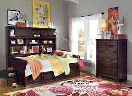 bookcase daybed with storage daybed with bookcase and storage discovery world furniture bookcase