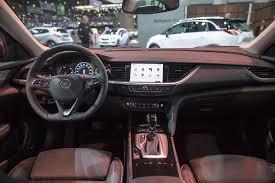 opel insignia grand sport 2017 opel insignia interior geneva motor show 2017 2 343267 jpg