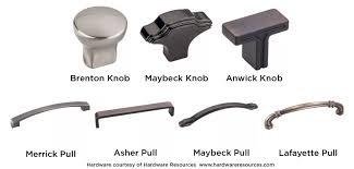 Door Handles  Nickel Brush Cabinet Handles Knobs Shell Type - Kitchen cabinets door handles and knobs