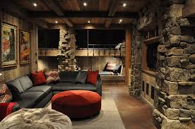 Cabin Bunk Beds Lovely Winter Cabin Inspired Bedroom With Bunk Beds