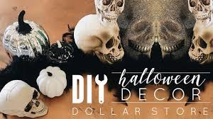 diy halloween decorations dollar store pumpkins youtube