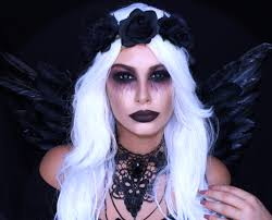 fallen dark angel2 jpg 4282 3456 halloween pinterest