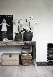 danish wabi sabi style with black vases from rosmosegaard antik