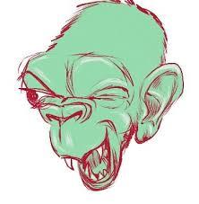 linelingo sketch monkey