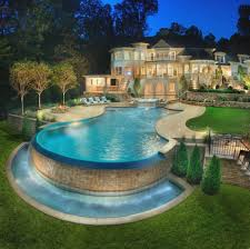 Backyard Makeover Ideas by Above Ground Pool Ideas Backyard Pool Design Ideas