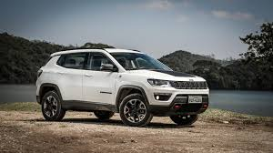 2017 Jeep Compass White Trailhawk Image Gallery Hcpr Intended For