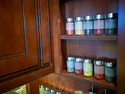 kitchen cart cabinet spice racks for cabinets pictures ideas u0026 tips from hgtv hgtv