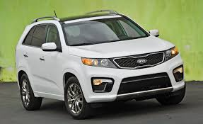 kia sorento reviews kia sorento price photos and specs car