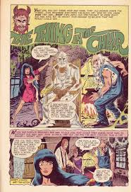 marvel mysteries and comics minutiae tom sutton u0027s world of fear