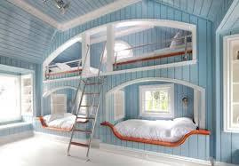 chambre enfant luxe lit moderne superposé 50 idées pour vous inspirer