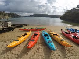 Kayak Flight Map From Sea Kayaks To Medieval Pubs Five Classic Devon Adventures