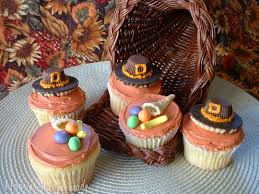 thanksgiving themed cupcakes dessertedplanet