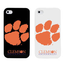 Clemson Flags Clemson Tigers Phone Case For Iphone 4 4s Mobilemars