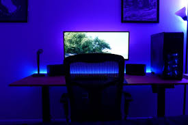 led light desk l diy led lighting for your desk hi i m ethan thompson in led plan 7
