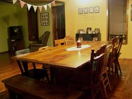 harvest dining room tables custom harvest table gallery antique and recycled woods
