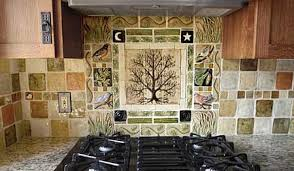 Decorative Tiles For Kitchen - handmade tile decorative tile custom kitchen and bath tile