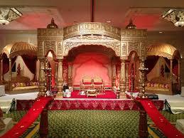 indian wedding decorators in atlanta golden royal palace mandap by www aayojan of atlanta ga 678