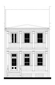 05410 3c townhouse house plan 05410 3c design from allison