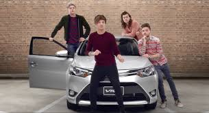 lexus thailand career video 2016 toyota vios lives it up with one direction