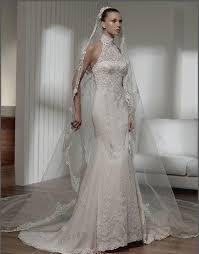 high neck halter wedding dress halter mermaid wedding dress
