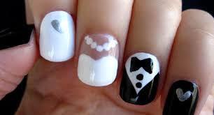wedding nail designs bridal nail art ideas pictures of nail