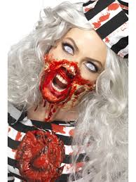 Halloween Makeup With Liquid Latex by Horror Zombie Liquid Latex Kit 46227 Fancy Dress Ball
