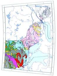 Easton Map Metamorphism Of The Canadian Shield Ontario Canada Ii