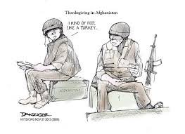 thanksgiving 2013 afghanistan danziger
