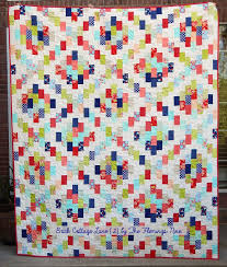 Cottage Quilts And Fabrics by Busy Hands Quilts Brick Cottage Lane 2 A New Pattern