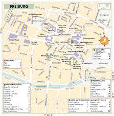 Germany Map Freiburg by Rg B Format