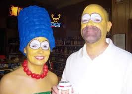 Family Guy Halloween Costumes Gallery Dressed Simpsons Family Guy South