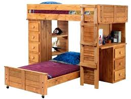 full size bunk bed with desk underneath bed desk combo bed desk combo full size bunk