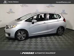 2015 used honda fit 5dr hatchback manual ex at honda of danbury