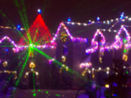 the great christmas light show see this suburban family s 50k winning christmas light show