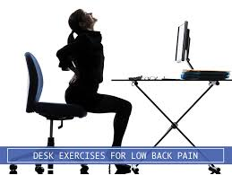 tilt table for back pain desk exercises for lower back pain when you re sitting for long hours