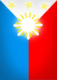 Filipino Flag Colors Philippine Flag By Marlonsaquing On Deviantart
