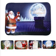 Santa Claus Rugs Christmas Throw Rugs Roselawnlutheran