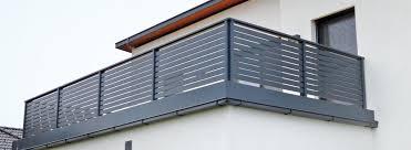 balkone alu balkongeländer balkon