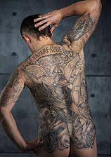 body suit tattoo wikipedia