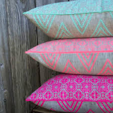 Throws And Cushions For Sofas Neon Pillows Almofadas Pinterest Neon Pillows And Perfect