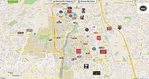 Columbus Map University Village Apartments Launches Their Map In Columbus Ohio