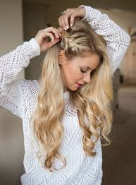 easy hairstyles with box fishtales 17 gorgeous party perfect braided hairstyles side braid