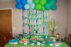 birthday decor ideas at home finest birthday party house