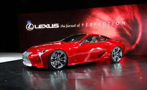 lexus lf lc buy lexus lf lc concept
