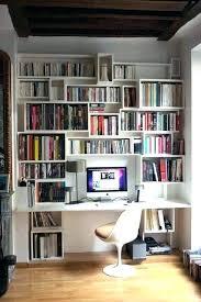 bureau bibliotheque bibliothaque bureau sur mesure bureau bibliothaque sur mesure bois