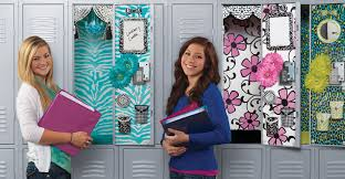 Ideas For Decorating Lockers Locker Decorating Ideas Cool Accessories U0026 Supplies For Girls U0026 Guys