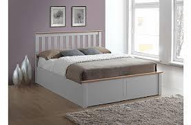 Birlea Ottoman Ottoman Bed Frame Pearl Grey Birlea Furniture