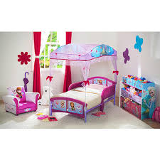 Frozen Canopy Bed Disney Frozen Canopy Toddler Bed Delta Toys R Us Bedroom