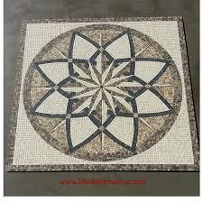 melody 24 square mosaic medallion medallionsplus com